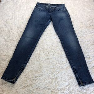 Miss sixty J Lot dark denim jeans size 25